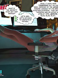3d xxx comics where a perverted director of prison fucks the in-jailed girls every day