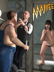 Best 3d xxx comics with very fat whore treated with huge gun
