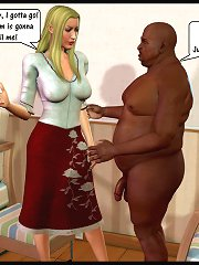 3d sex pictures will highlight just how thin honky whore assist aged nigga