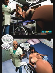 3d cartoons. Inform me female, did you got the any whore's forces?