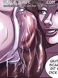 Stop getting shy on black cartoon xxx and sit on this yummy big dark-colored prick girl!