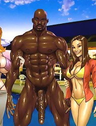 John Persons the pit interracial cartoon pron compilation