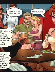 Rene 69 jkr comix. Redhead toon woman still a virgin however this lady already knows about the eventually defloration