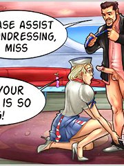 Please assist my undressing at cartoon porn game, miss. Your weiner is so big!