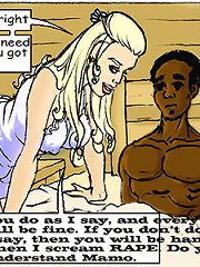 Masters wife and her sexual slave. John Persons cartoon porn