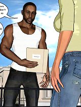 John Persons interracial comics. I am a very horny candies stripper that calms the needs of these kinky negros