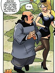 Jab porn comics, where sex action can happen any time and in any place