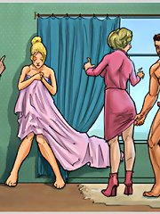 You are grouded, no prom for you on drawn porn game! Chill out daddy, she wasn't a virgin already