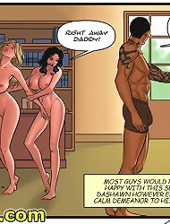 That was extreme at interracial cuckold comic, I really didn't know I could orgasm similar to that