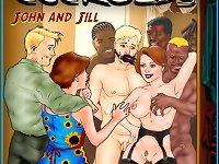 John and Jill cuckold comics story