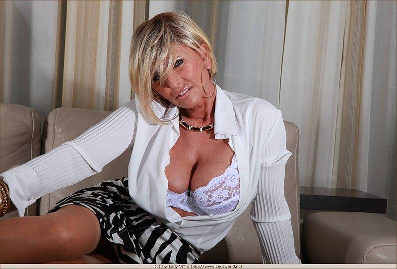 Lady barbara vidéo mature