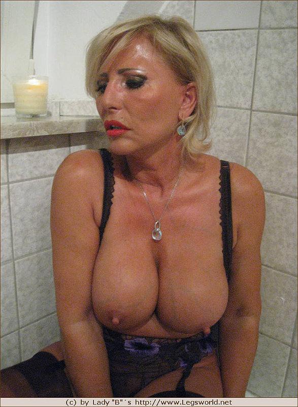 Mature slut barbara lady