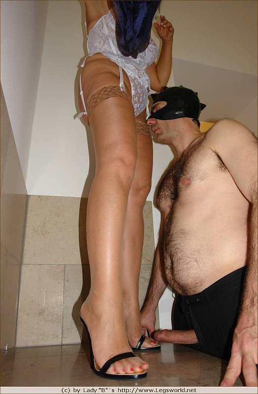 Masked officebabe pussy licked and fucked 10