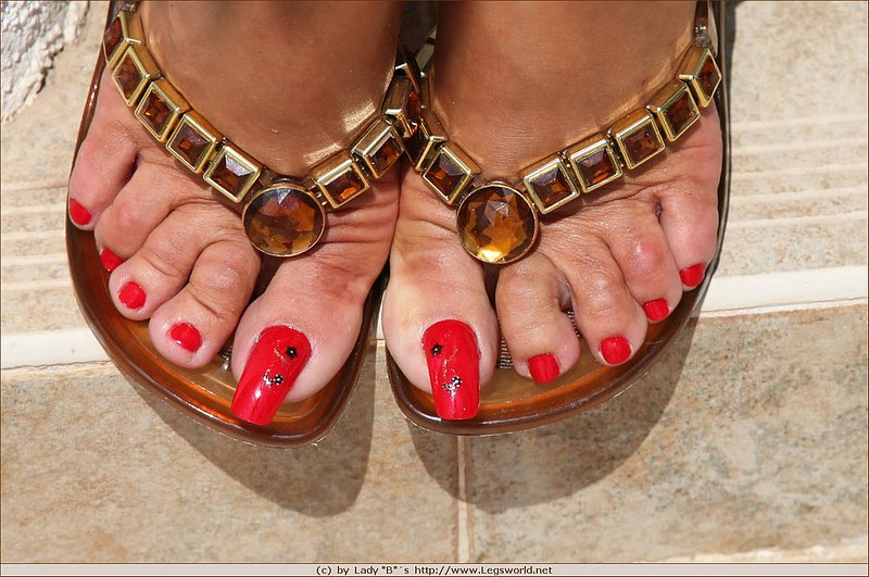 Red nails search results on Yep Porn