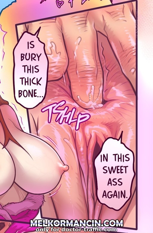 Cartoon anal porn pics