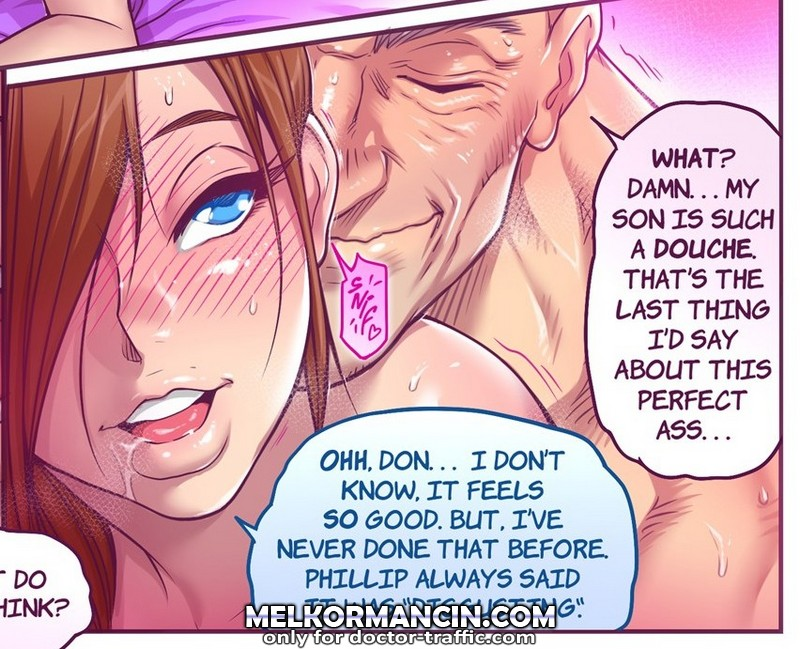 Anal sex cartoons