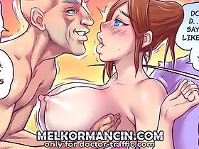 milky boob comics