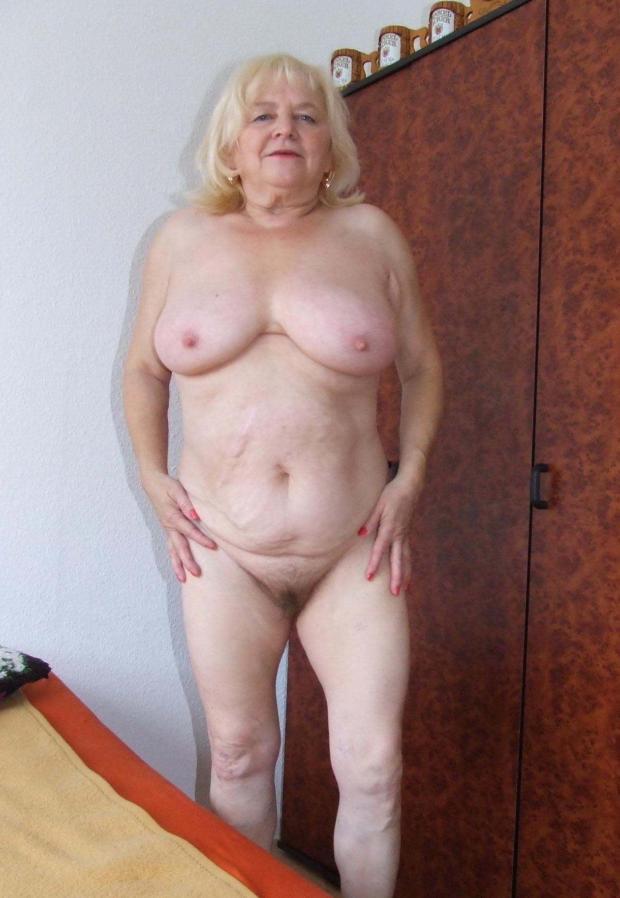 Chubby matures pics
