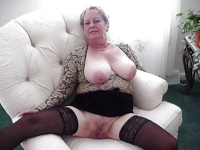фото старых писек бабуль
