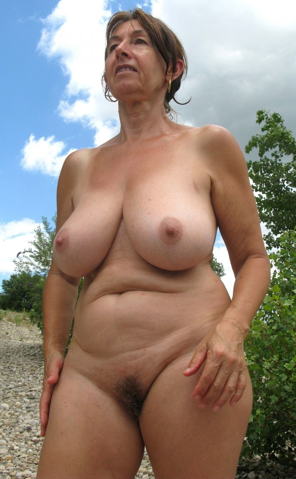 Naturists nude mature