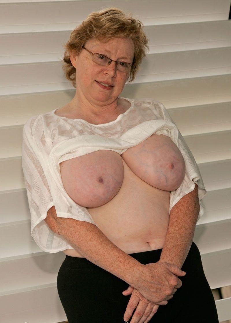 Girl topless naked gif