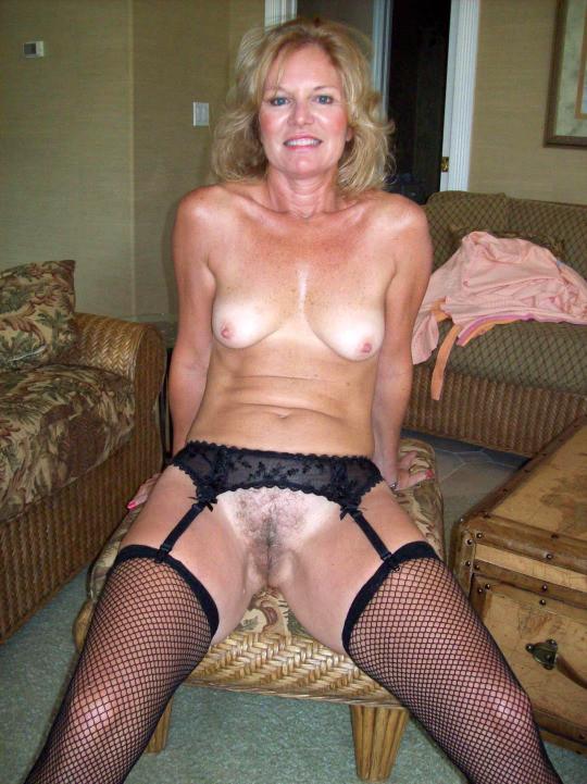 Mature ex wife nude