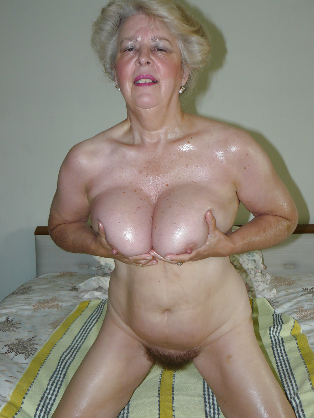 Slut grandma sex