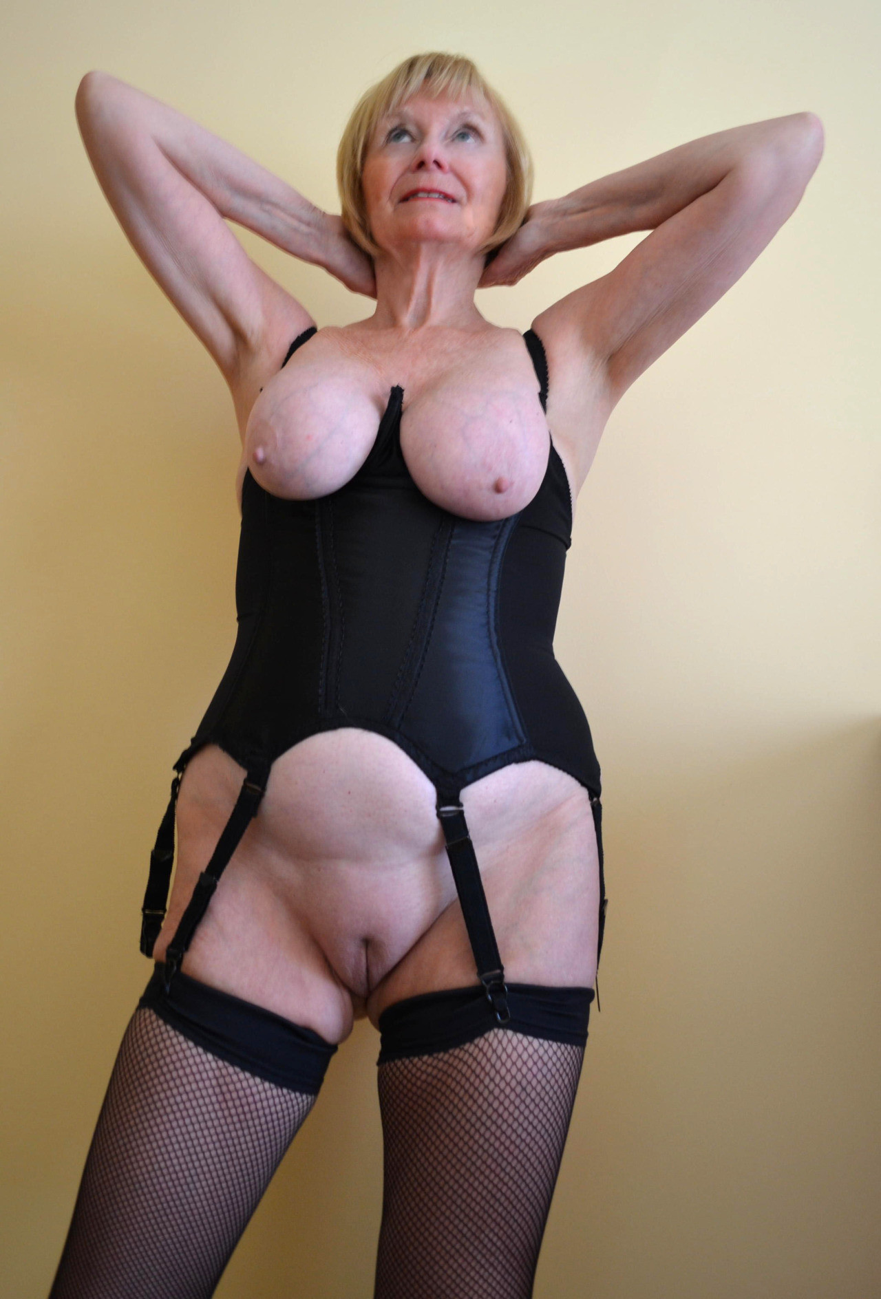 Heavy mature milf