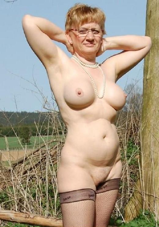 66 year old slut linda - 2 2