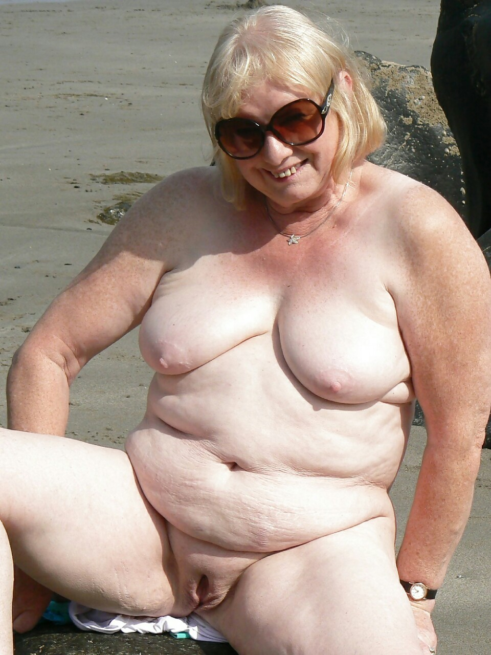 Share old mature ladies nude on beach pity