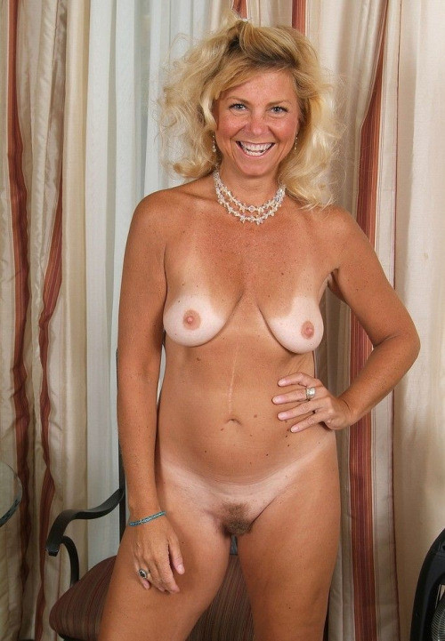 naked fat hairy old women