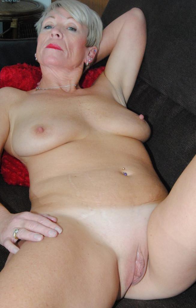 old ladies boobs