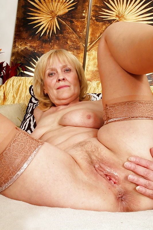 Mature ladies showing their bodies have hit