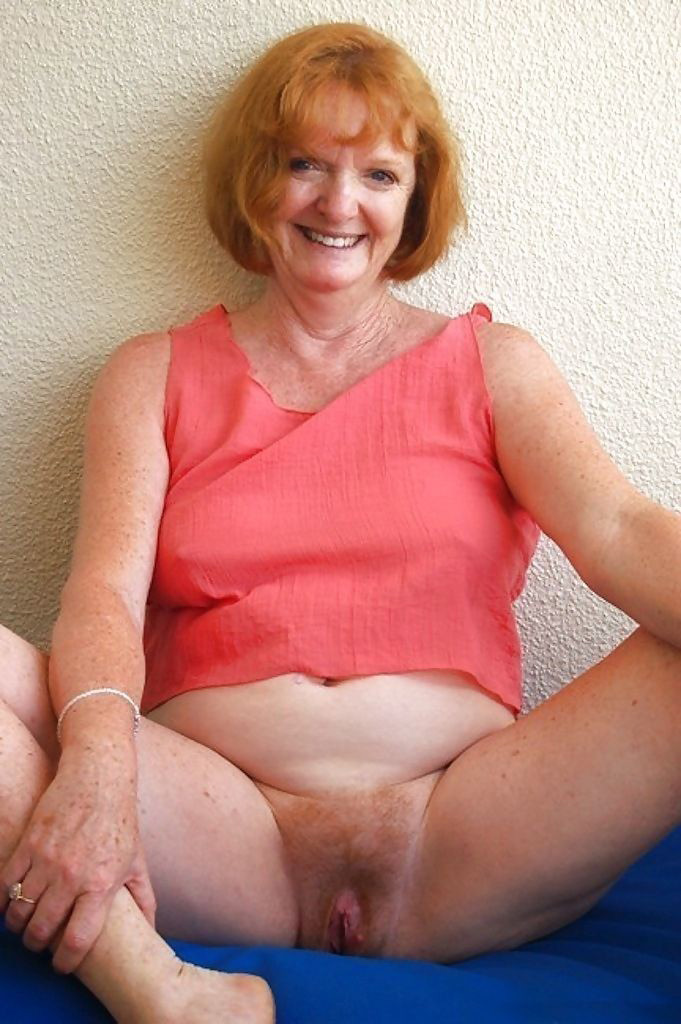 New mature granny