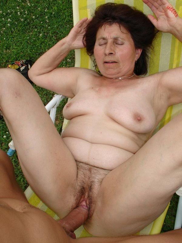 смотреть порно фото старых бабушек