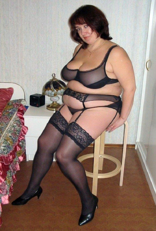 Fat granny stockings