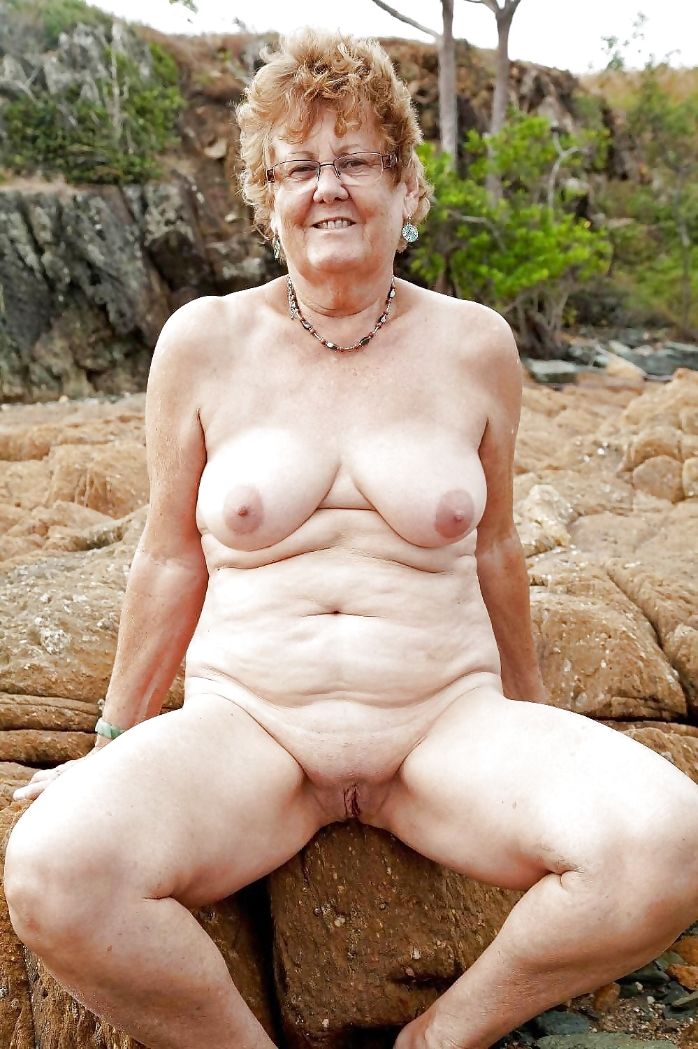 Grannies tumblr mature naked