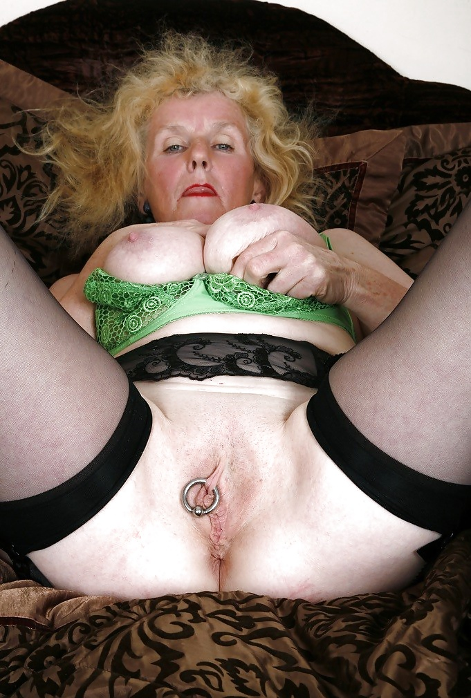 Can erotic old ultra woman not