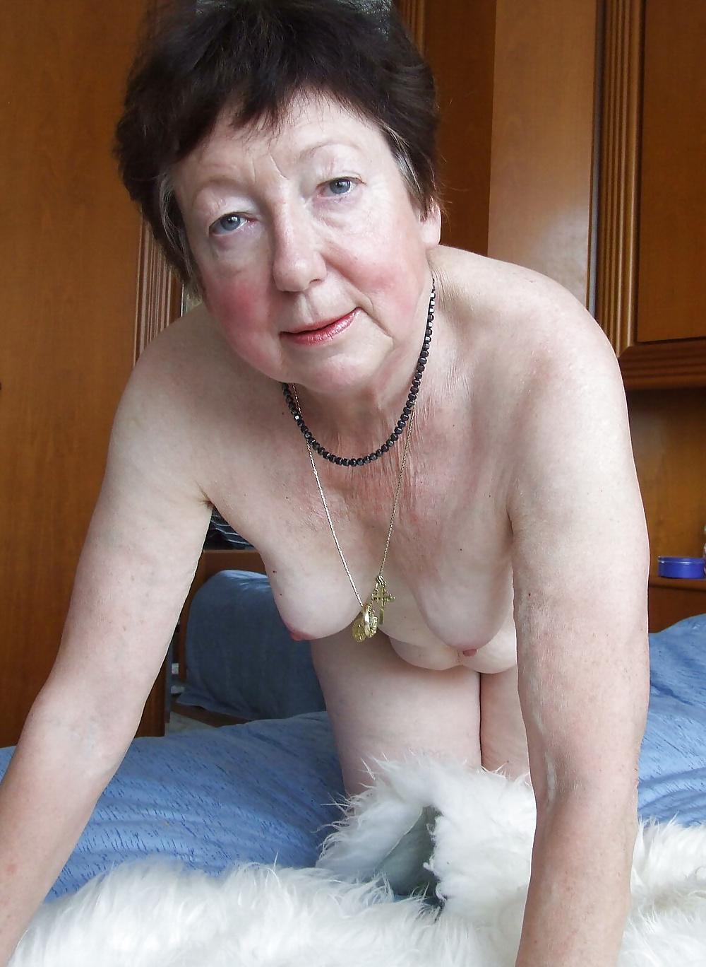 Erotic old ultra woman