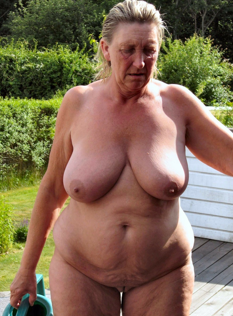 Have appeared mature granny enormous