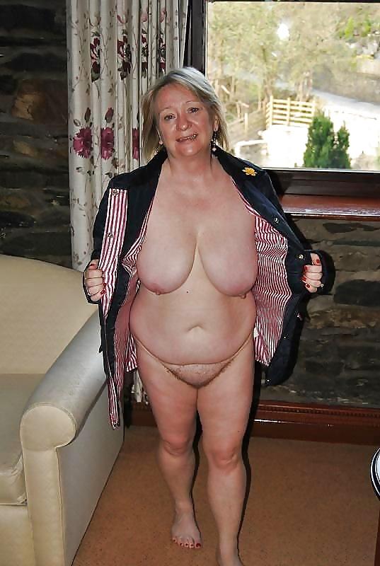 Bbw charming granny
