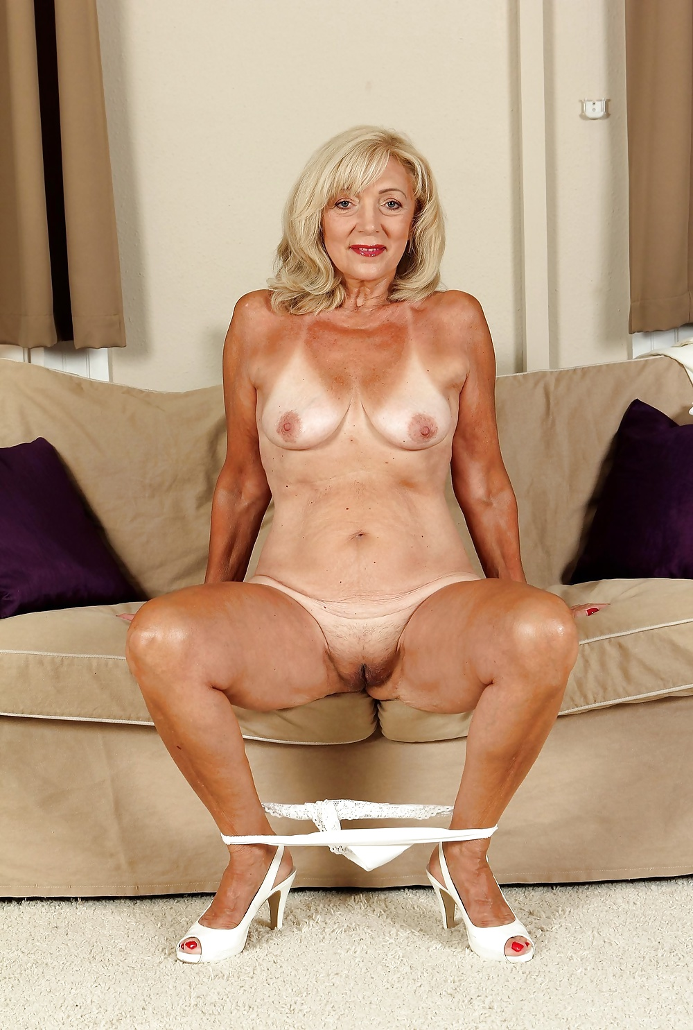 Mature Nudes Over 60