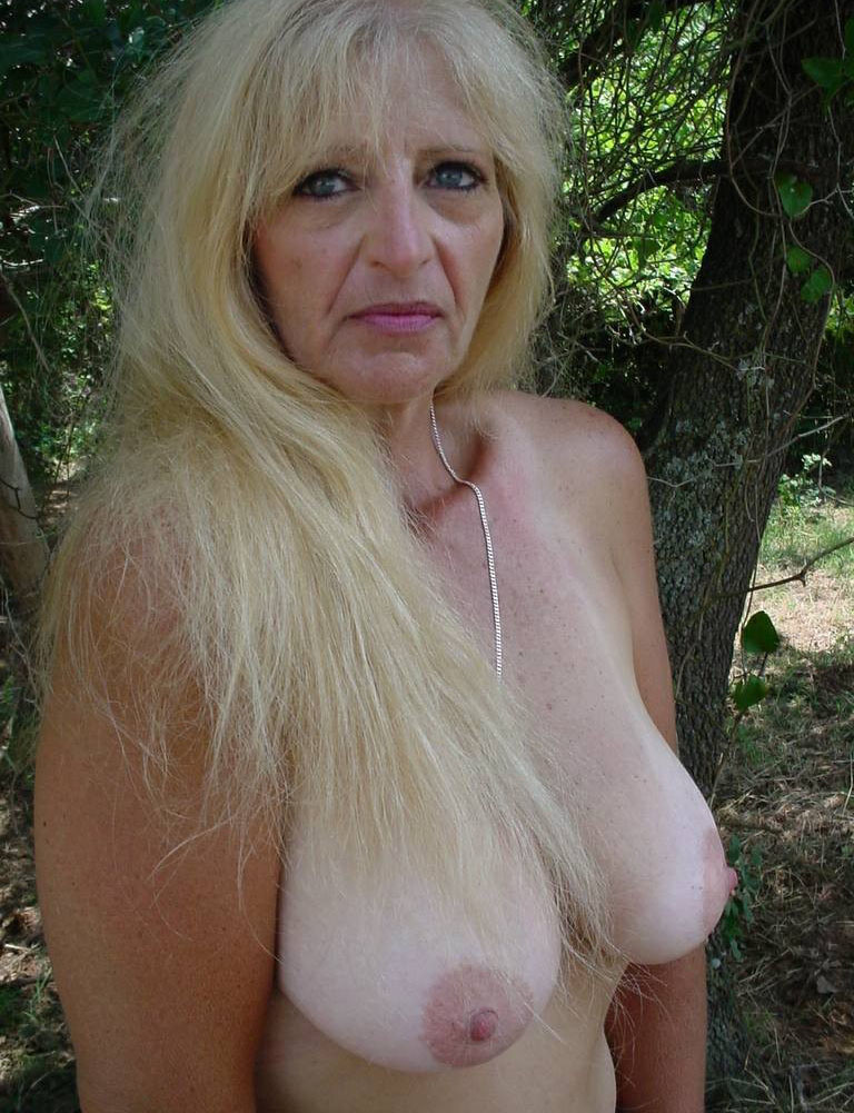 nude european old women