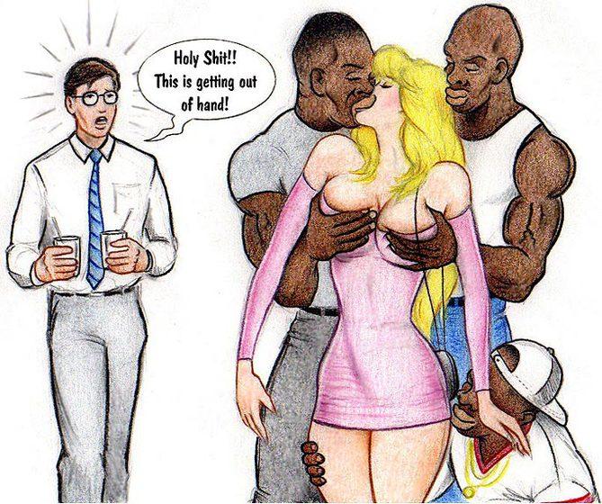 Wanna horny blacks slut liebes know