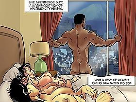 Hot latina fucking big black cock