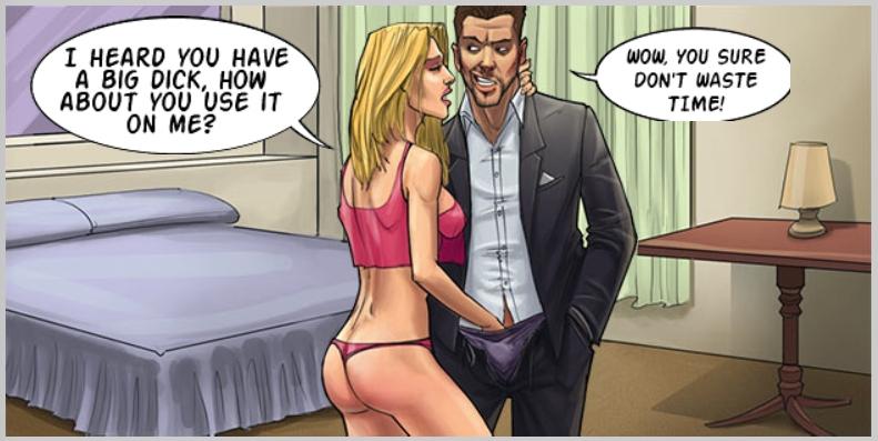 erotic toons