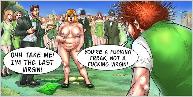 Teen Virgin Freak 43