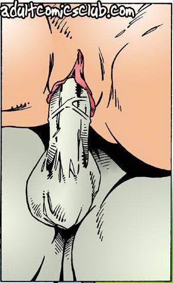 sex comic