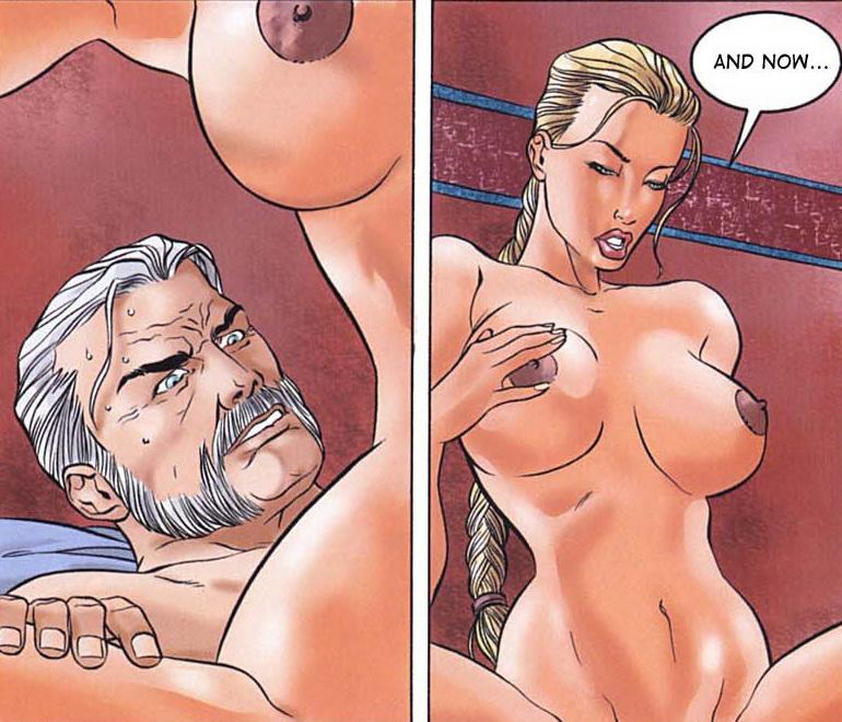 Голые комиксы