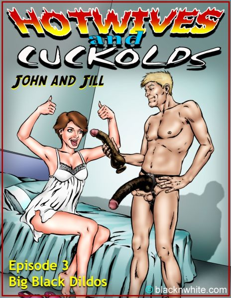 3d comic hotwife cuckolds husband on birthday with bbc 9